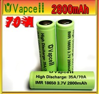 18650 rechargeable cell lithium ion battery pack 3.7v 8800mah akku