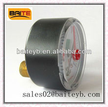 Bourdon tube manometer for sale