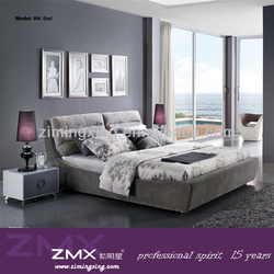 2015 new style furniture modern bed 996