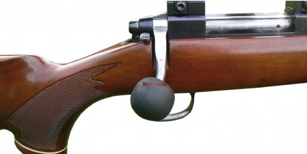 Bolt Action Rubber Knob Acom 5