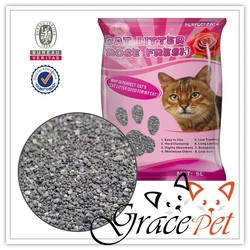 Pet cleaning products cat sand