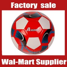 100% pu synthetic leather football,pvc/pu/tpu leather material