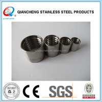 stainless steel hydraulic hose ferrule for any size