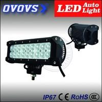 OVOVS 36w truck light strobe light bar for atv driving light