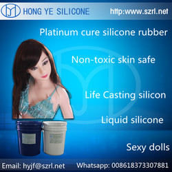 seks toy rtv liquid silicone rubber for adult sexy dolls making