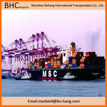 sea freight ocean freight shipping service from shanghai-----skype: bhc-shipping001