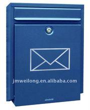 Durable letterbox