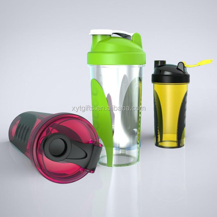 Wholesale Protein shaker bottle with grip, Joyshaker bottle, sport bottle