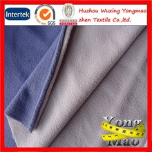 DTY high quality polyester dye polar fleece fabric