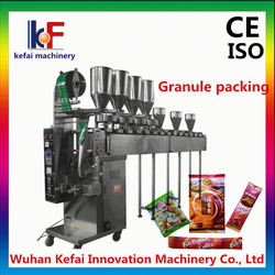 cotton candy packing machine