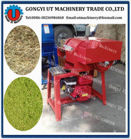 Straw shredder machine & farm machines for grass cutting chaff cutter (skype:ut.demi)