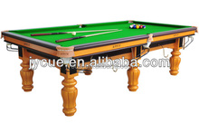 International Standard Snooker Table for aluminum caps manufacturing process