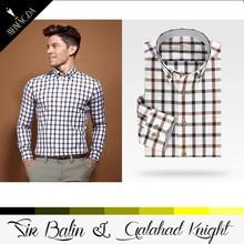 high demand products in market cheap plaid wedding dress shirt for men