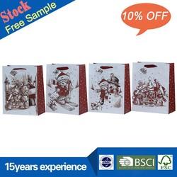 free samples fully stocked christmas bag