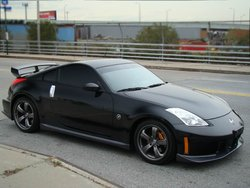 2008 Nissan 350Z Nizmo Rare 6 Speed Warranty 1 Owner car