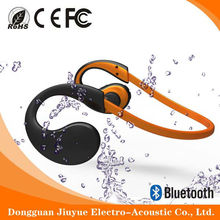 Sport bluetooth earphones with music and calls for active lifestyle
