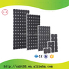Normal specification and commerical application 90w solar panel