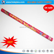 confetti firework party popper hot selling party popper