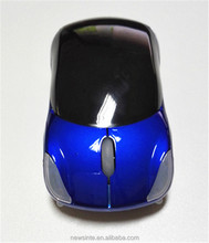 cool car shape wireless optical mouse laptop accessory mouse