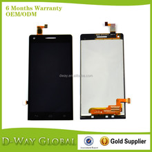 Wholesale Price Replacement Parts Display Screen for Huawei Ascend G6 Lcd with Digitizer