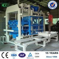 manual interlocking block machine made in china