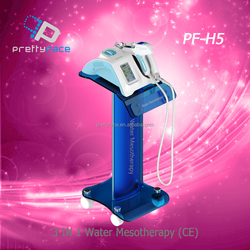 Hottest ! Face lifting Multi-needle vacuum mesotherapy gun/meso gun Skin Rejuvenation