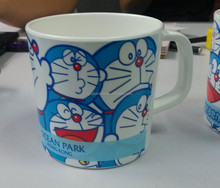 Doraemon melamine mug for promotion