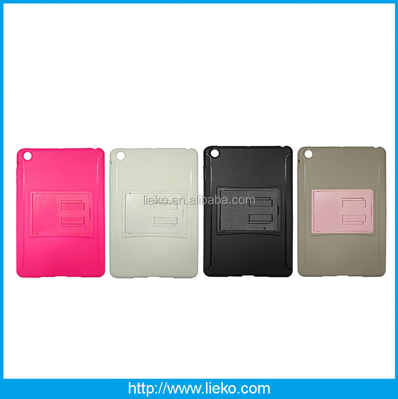 Tpu case stand for iPad mini