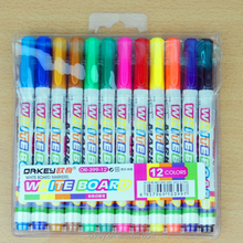 china stationery product supplier EX-factory price high quality white teaching board marker pen