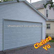 2014 remote control fold up custom size garage doors