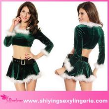 Новое поступление горячая забавный симпатичные костюмы рождество эльф