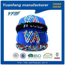 New Arrival Custom Design Fashion Military Snapback Hats From Manufacturer