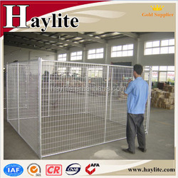 steel galvanized dog kennel metal dog kennel