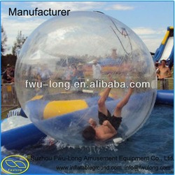 water ball inflatable , giant inflatable water bubble ball