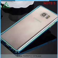 For Samsung Galaxy Note 5 Metal Aluminum Bumper Frame Case