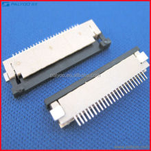 0.8mm pitch zif ffc fpc connector