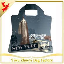 Environmental Travel New York Eco-Friendly Shopping Bag