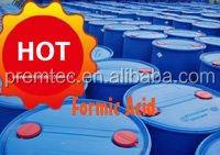 Hot selling Low price formic acid 85% formic acid hs code
