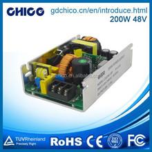 200W 48V power supply CC200EUA, 200W 48V led driver,200W 48V switch power