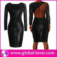 2015 new design ladies jogging dress