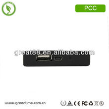 2013 new high quality wholesale pcc 808d portable charger case