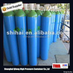 DOT/TPED/BIS/INMETRO Small Portable Oxygen Cylinder Price