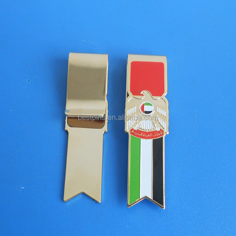 Uae Falcon Emblem Fill Color Enamel Uae Falcon