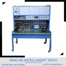 XK-ZLZR2 Frequency Conversion Air Conditioner and Refrigerator Comprehensive Training Device(Standard)