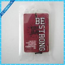 Custom design air wick with elestric string car air freshener perfume