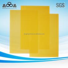 good quality yellow 3240 plastic glass sheet Jingjing manufacturer