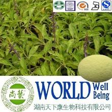 Hot sale Coleus forskohli extract/Forskolin 98%/Forskohlii powder/Treat Convulsion plant extract