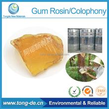 X grade Gum Rosin from China