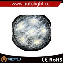 Round Shape 18w flood light For offroad ATV UTV lighting