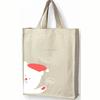 2014 New Product Fashion Design heavy duty cotton canvas tote bag